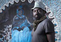 Omar Ba, le peintre dakarois qui a réussi à Genève, au culot