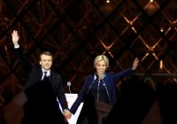 Emmanuel Macron élu Président de la République avec 65,7 % des voix