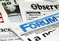 Revue de presse de la RDC du 08 août