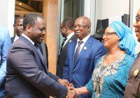 Guillaume Soro, Grand Maître de l'Ordre ivoirien du Pardon et de la Réconciliation