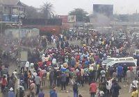 RDC: Human Right Watch charge la Police Congolaise après les heurts du 7 août