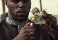 Sénégal : Le polémiste Kémi Séba secoue la Françafrique à Dakar