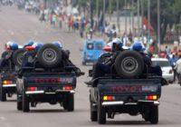 RDC : Policiers et militaires quadrillent Kinshasa