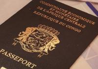 Congo-Brazzaville: Destruction des passeports diplomatiques déclassés
