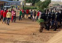 Togo : Nouvelles arrestations après des manifestations ce lundi