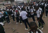 RDC- Urgent : Des troubles signalés dans quelques écoles de Kinshasa