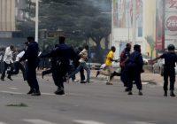 RDC : Circulation routière perturbée par Les étudiants de l'ISTA