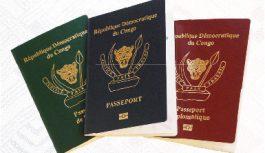 RDC: les passeports semi-biométriques retirés de la circulation