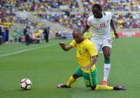 Mondial 2018: Le match éliminatoire Sénégal-Afrique du Sud sera rejoué