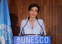 Unesco: La française Audrey Azoulay succède à la bulgare Irina Bokova