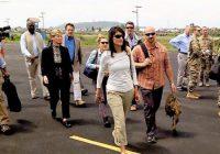 RDC : Nikki Haley l'ambassadrice américaine auprès de l'ONU à Goma
