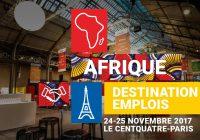 Campus France : Le forum Afrique Destination Emploi ouvre ses portes vendredi à Paris