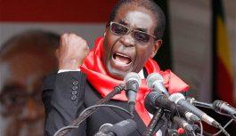 Zimbabwe : Kinshasa rend hommage à Robert Mugabe
