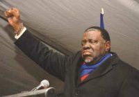 Namibie : Le président Hage Geingob snobe le FMI et la Banque Mondiale