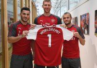 Football : WorldRemit devient le premier service d'envoi d'argent en ligne