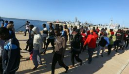 Rapatriement de migrants en situation difficile en Libye par des gouvernements africains