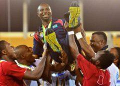 RDC : Le coach Florent Ibenge reconduit à la tête des Léopards