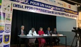 Le Gabon désormais certifié « pays libre de polio »