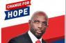 George Weah, élu président du Libéria