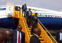 RDC : Joseph Kabila à Goma pour la conférence des gouverneurs