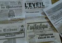 Mauritanie: la presse privée clouée au pilori à Nouakchott