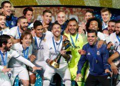 Coupe du monde des Clubs FIFA: Le Real Madrid vise le doublé