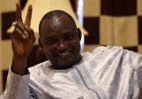 Gambie : Adama Barrow sur les pas de la réconciliation nationale