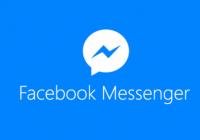 Facebook va lancer une version de Messenger pour enfants