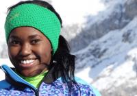 Kenya : Sabrina Simader, première femme africaine skieuse aux JO 2018