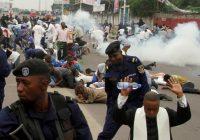 RDC : Deux morts par balles après la marche des catholiques