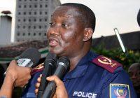 RDC: le chef de la police annonce le recrutement des policiers au Kasaï-Central