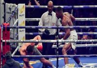 Boxe : Joshua vainqueur de Klitschko par KO technique