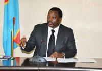 RDC: Kabila demande aux signataires de l'accord du 31 décembre la liste de délégués au CNSA