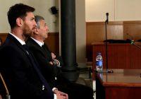 La Cour suprême espagnole confirme la condamnation de Messi