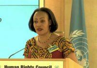 La Ministre des Droits Humains de la RDC fait le distinguo entre l'organisation des élections et les violences au Kasaï