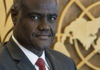 Le Président de la Commission de l'UA soutient les efforts de paix et sécurité au Sahel