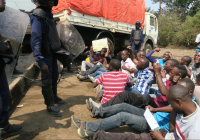 RDC : Des journalistes interpellés puis libérés lors des marches de la Lucha à Kinshasa et Bukavu