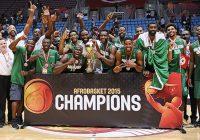 Afro-basket 2017 : Le Sénégal et la Tunisie abriteront la phase finale