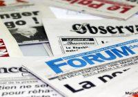 Revue de presse de la RDC du 16 octobre