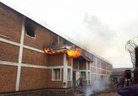 URGENT- RDC : Une partie de la prison centrale de Goma ravagée par le feu !