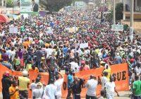 Togo: Nouvelle manifestation de l'opposition