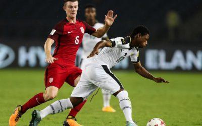Mondial U17 2017: Le Mali et le Ghana qualifiés pour les huitièmes