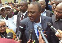 Kenya : Uhuru Kenyata provisoirement en tête de la présidentielle