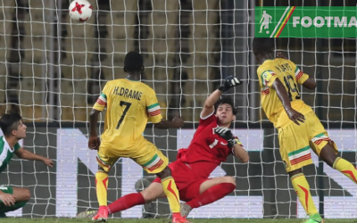 Mondial U17: Ghana-Mali, Usa-Angleterre démarrent les 1/4 de finale