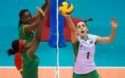 CAN 2017 Volley-ball (D): Les demi-finalistes connus