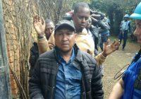 RDC-Urgent : Abbas Kayonga remis aux autorités provinciales du Sud-Kivu