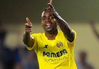 Cédric Bakambu entre dans l'histoire de Villarreal