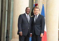 Tournée africaine : Macron à Abidjan après Ouagadougou