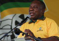 Afrique du sud: le secteur financier bondit, après l'élection de Cyril Ramaphosa à la tête de l'ANC