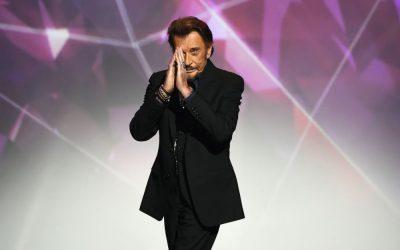 Johnny Hallyday, le «monstre sacré» de la musique française a tiré sa révérence!
